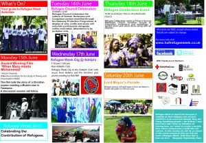 Lots of fun events for 2015
